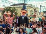 Nesse ano os tradicionais Bonecões da cidade não fizeram parte do carnaval. Veja o que ocorreu.
