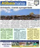 Clique aqui para acessar as versões digitais do Jornal Atibaia Mania